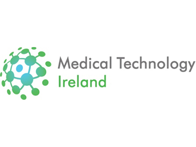 A logo for Medical Technology Ireland