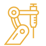 An icon representing schivo's metal solutions capabilities